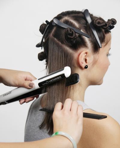 Haare Glätten Haare Kosmetik Zweithaar Jens Dagne